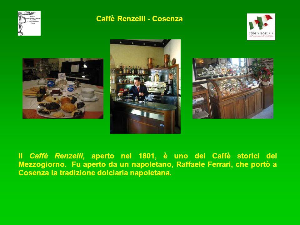 Caffè Renzelli - Cosenza