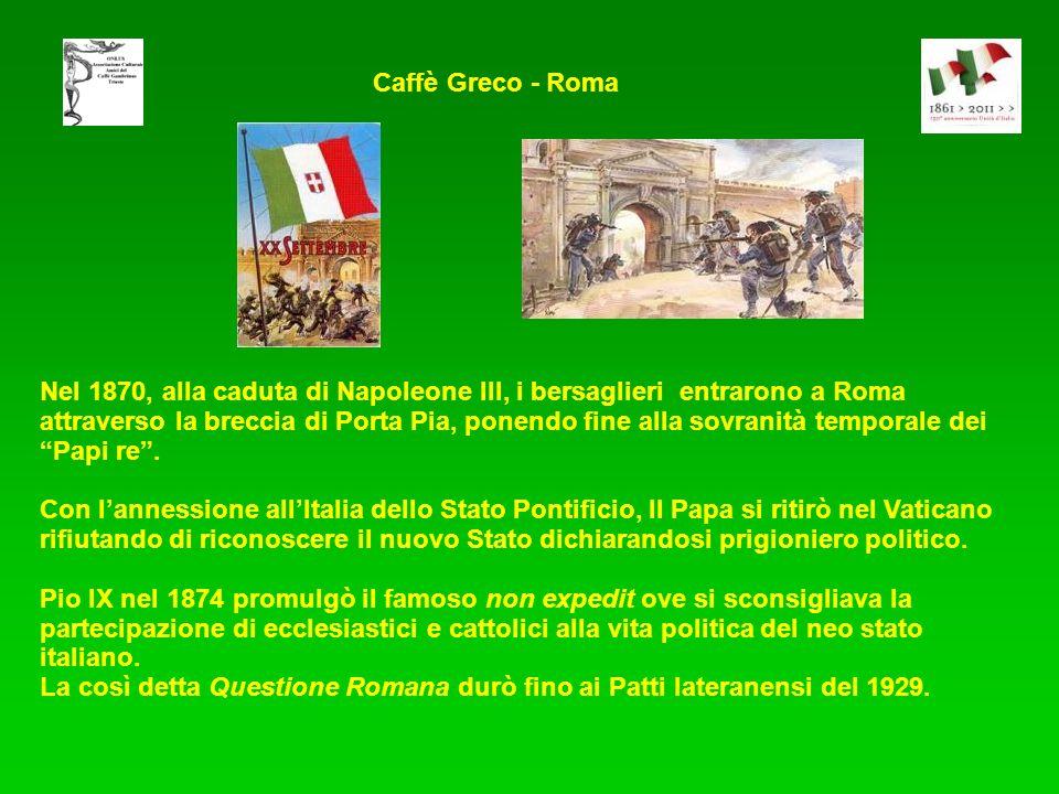 Caffè Greco - Roma