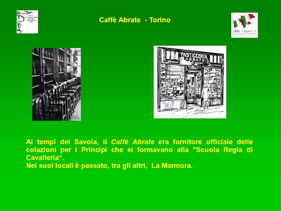 Caffè Abrate - Torino