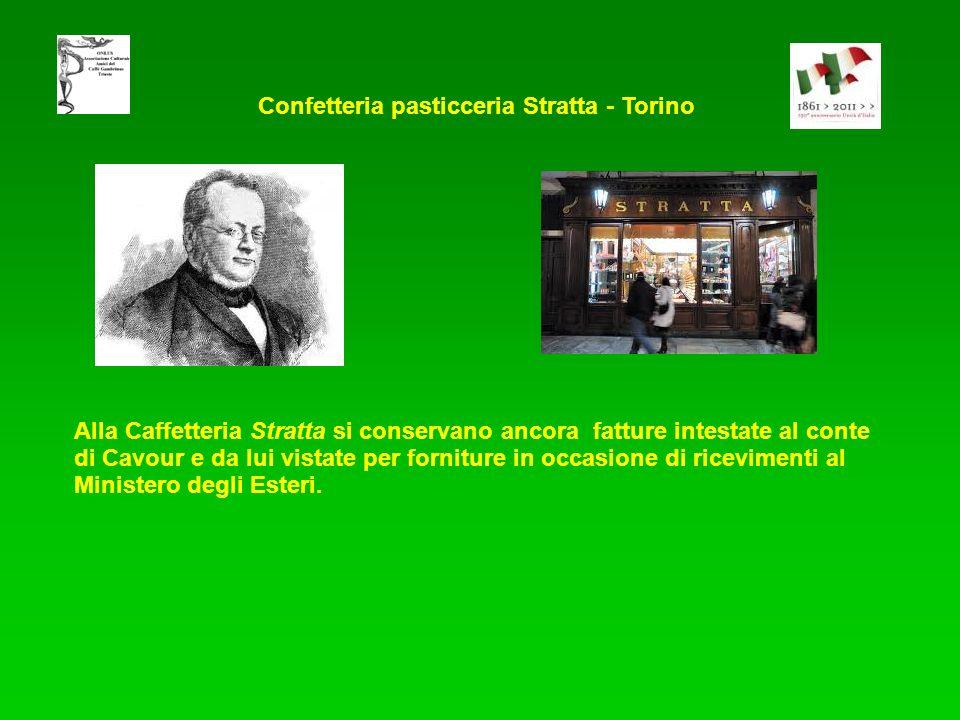 Confetteria pasticceria Stratta - Torino