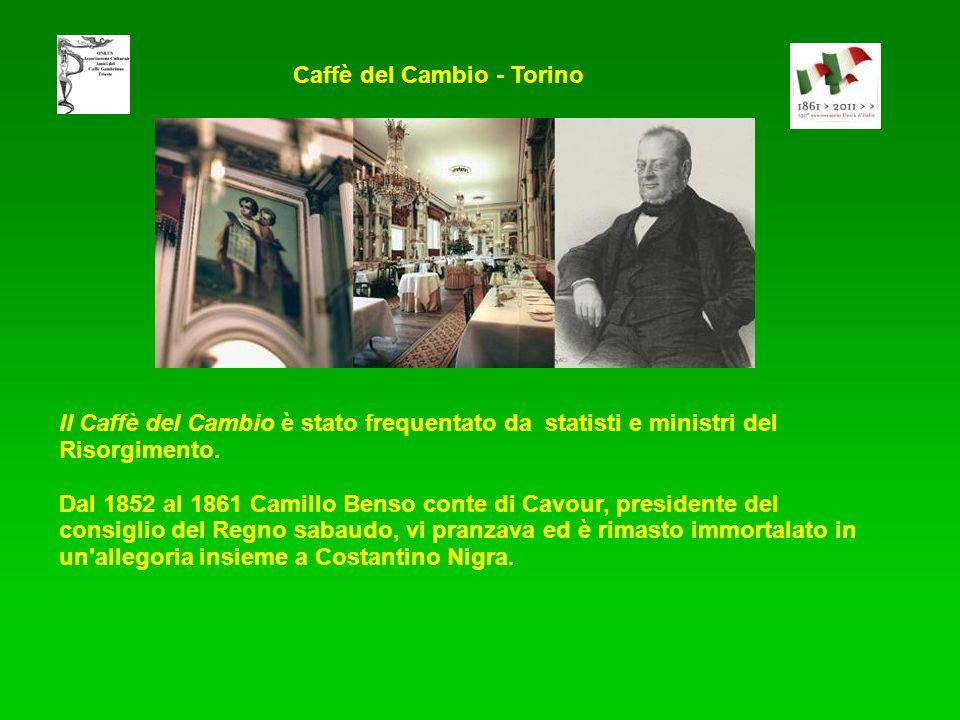 Caffè del Cambio - Torino