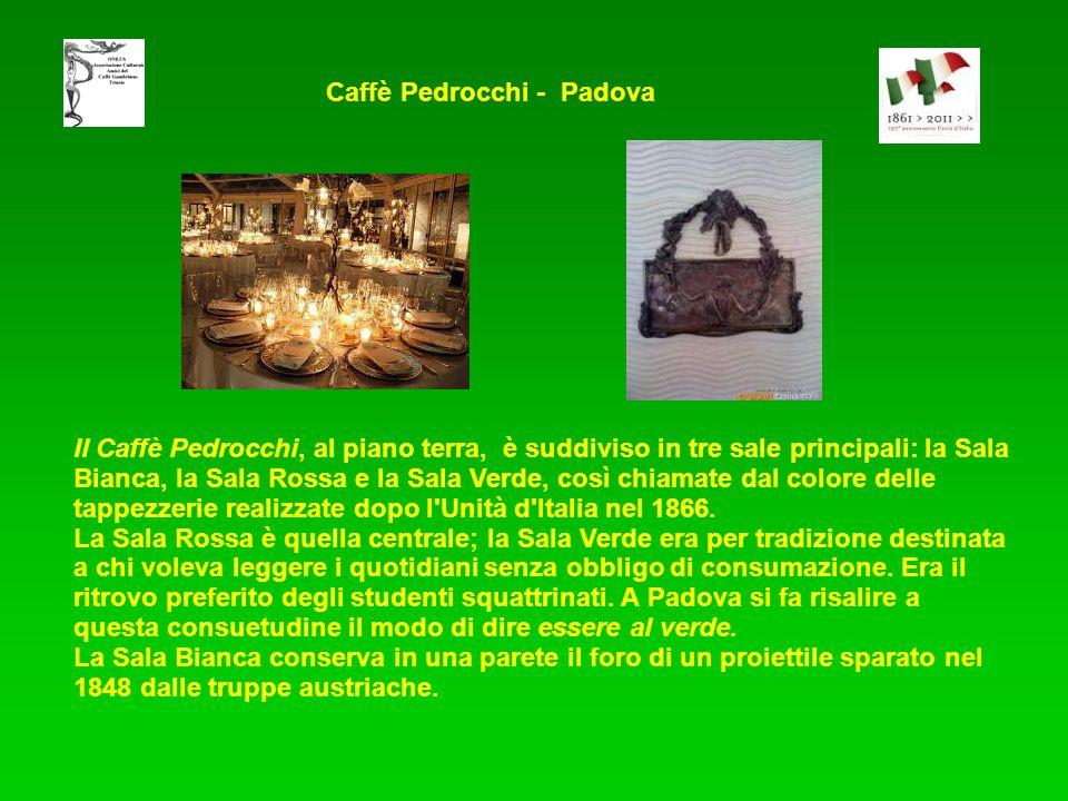 Caffè Pedrocchi - Padova