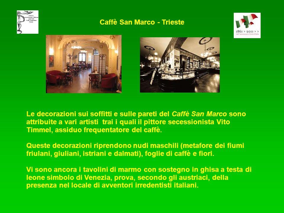 Caffè San Marco - Trieste