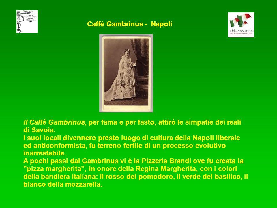 Caffè Gambrinus - Napoli Caffè Gambrinus - Napoli