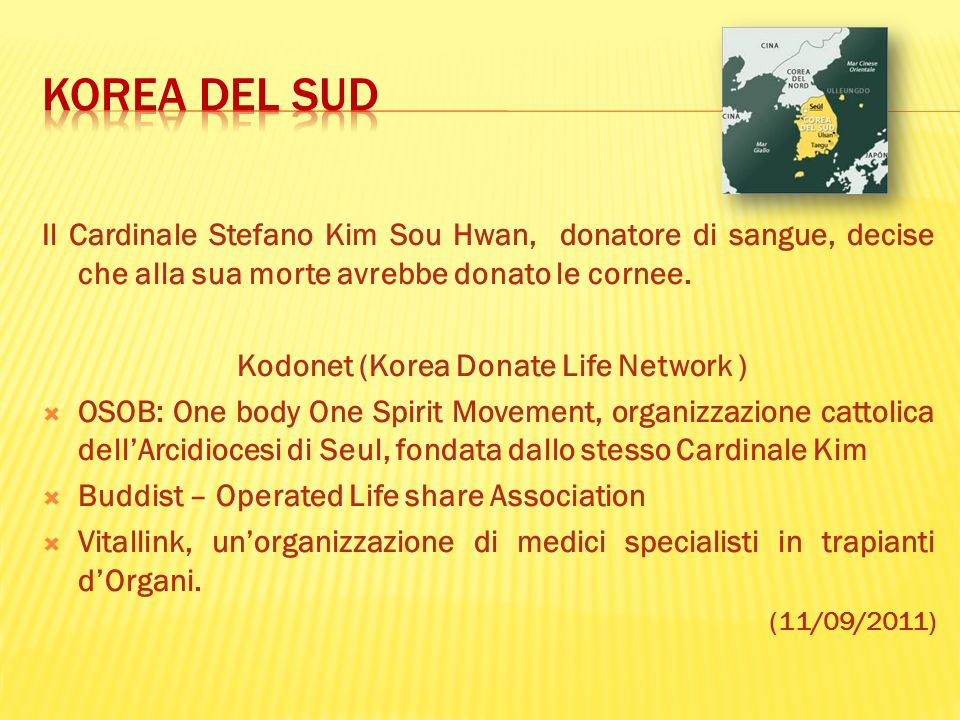 Kodonet (Korea Donate Life Network )