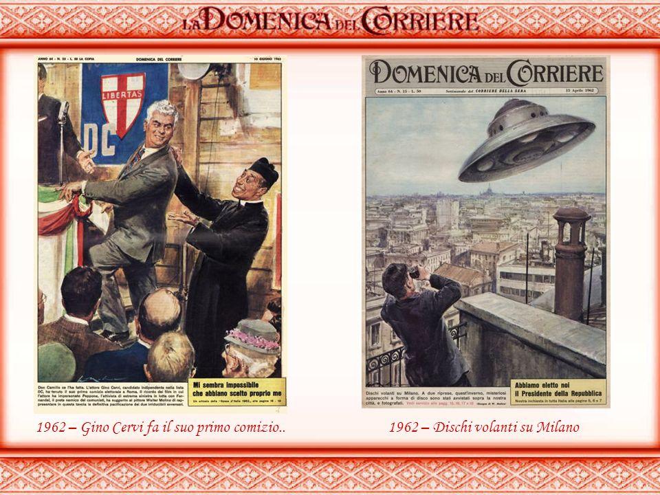 1962 – Gino Cervi fa il suo primo comizio..