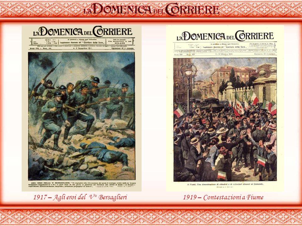 1917 – Agli eroi del V° Bersaglieri