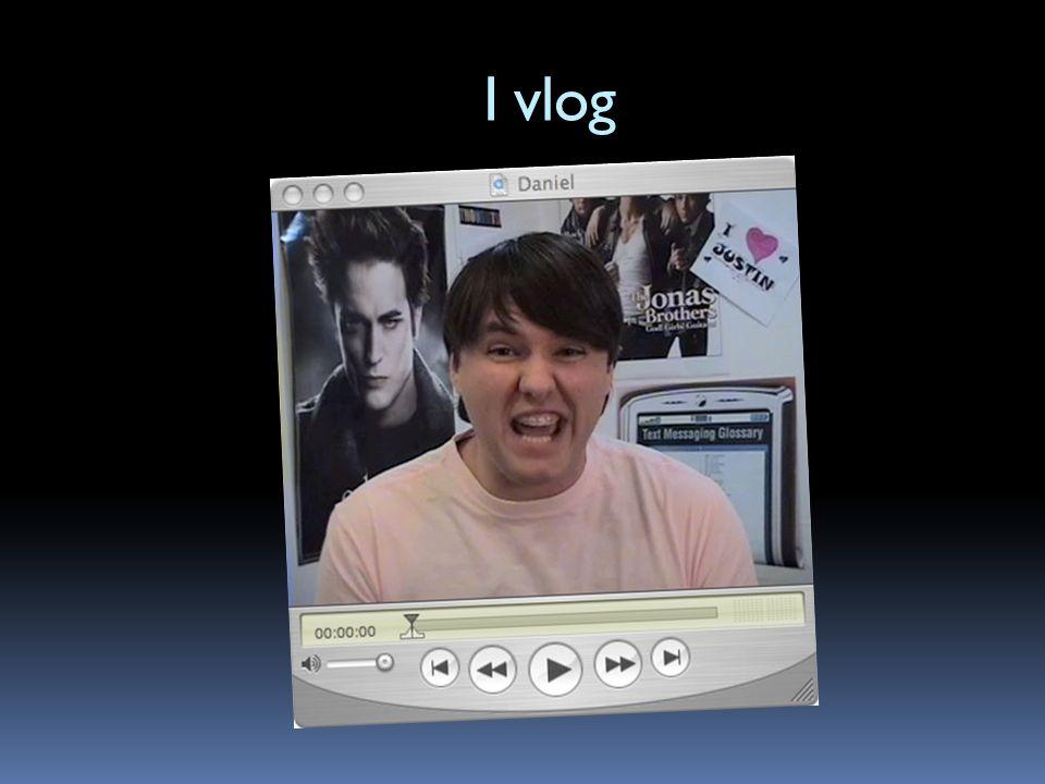 I vlog