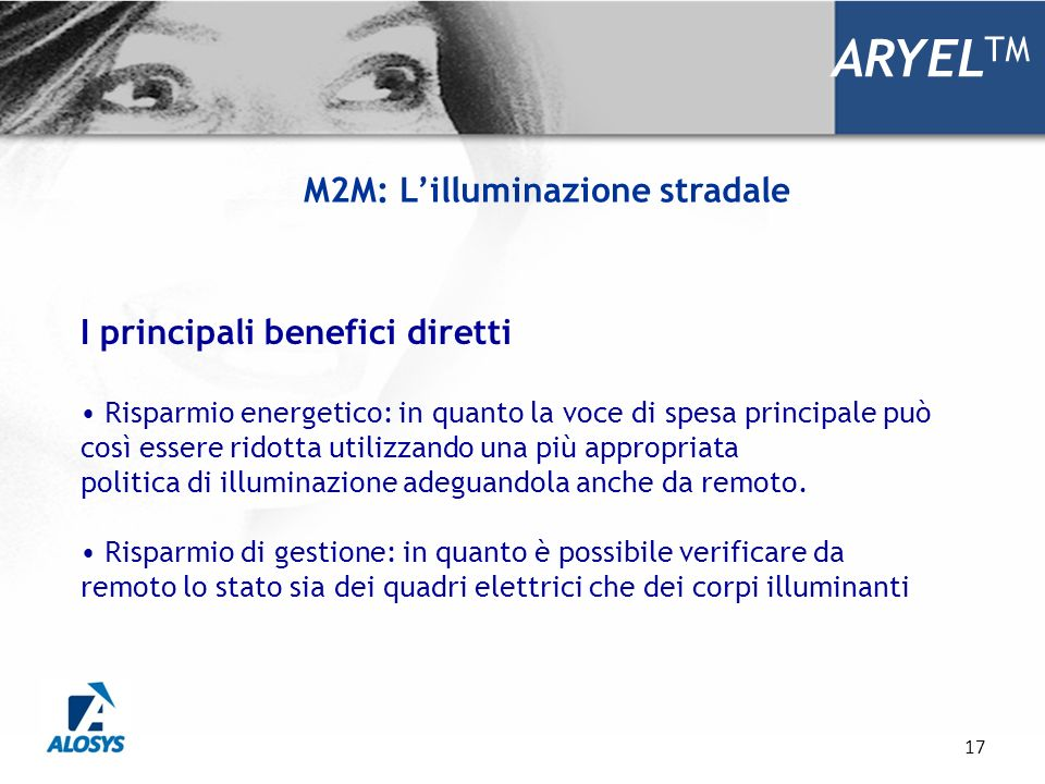 M2M: L'illuminazione stradale