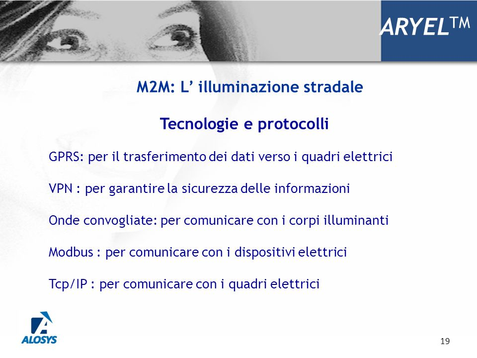 M2M: L' illuminazione stradale
