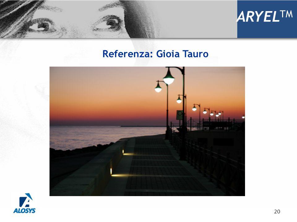 Referenza: Gioia Tauro