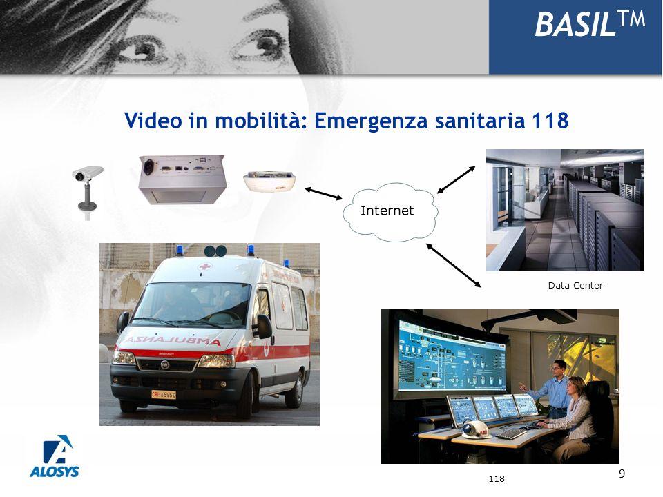 Video in mobilità: Emergenza sanitaria 118