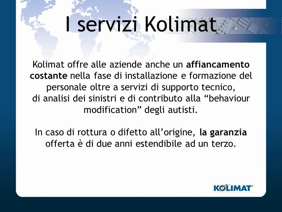 I servizi Kolimat