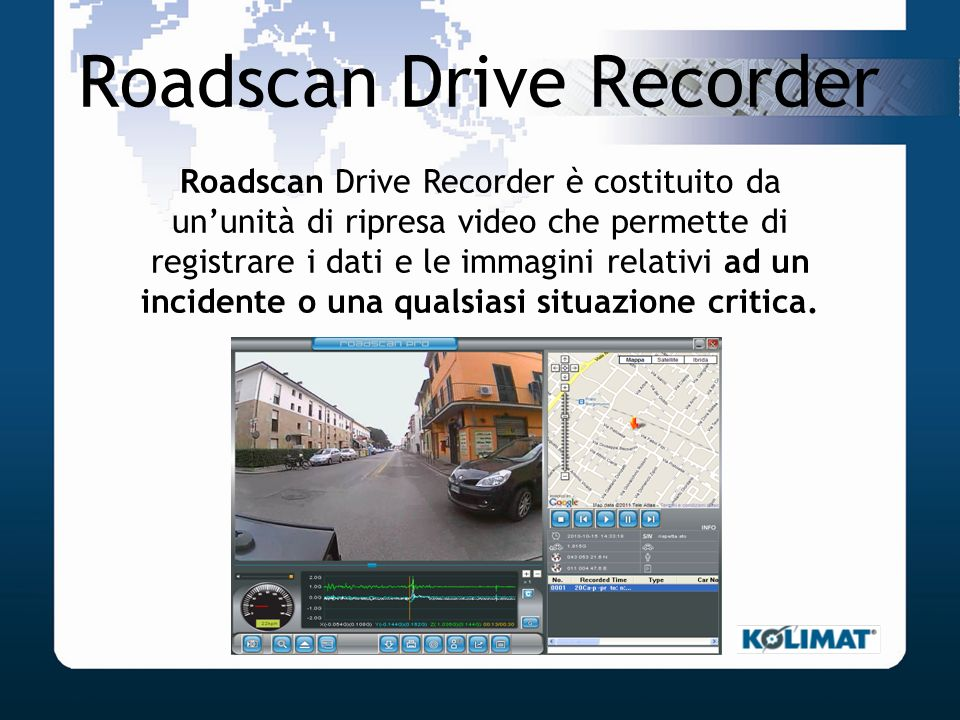 Roadscan Drive Recorder