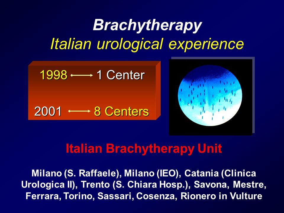 Italian Brachytherapy Unit