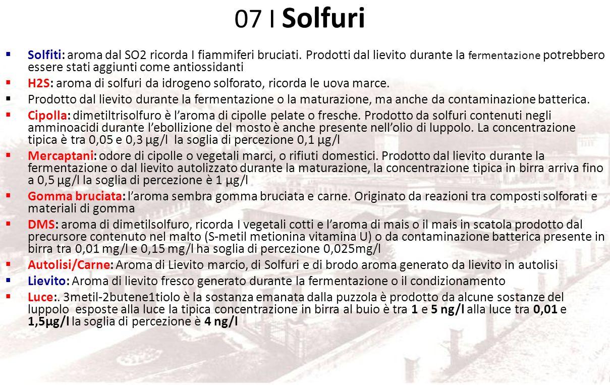 07 I Solfuri
