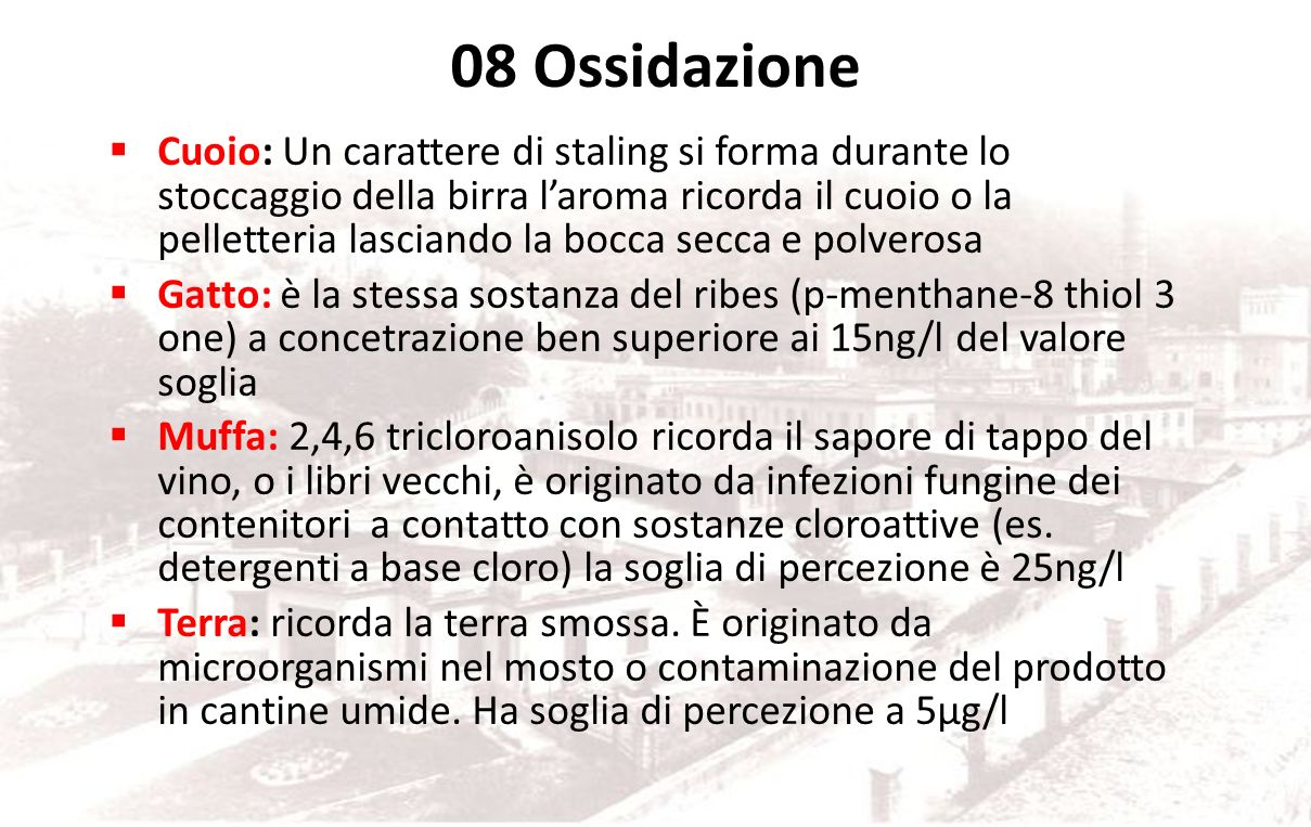 08 Ossidazione