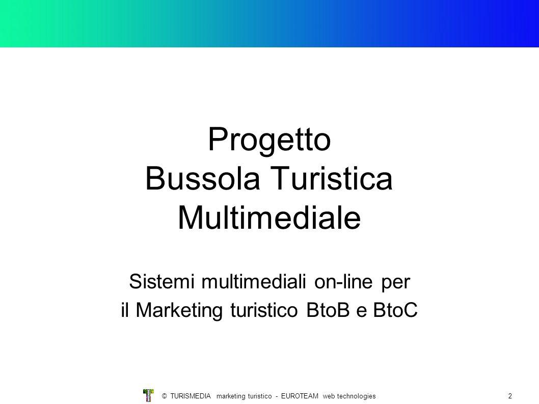 Progetto Bussola Turistica Multimediale