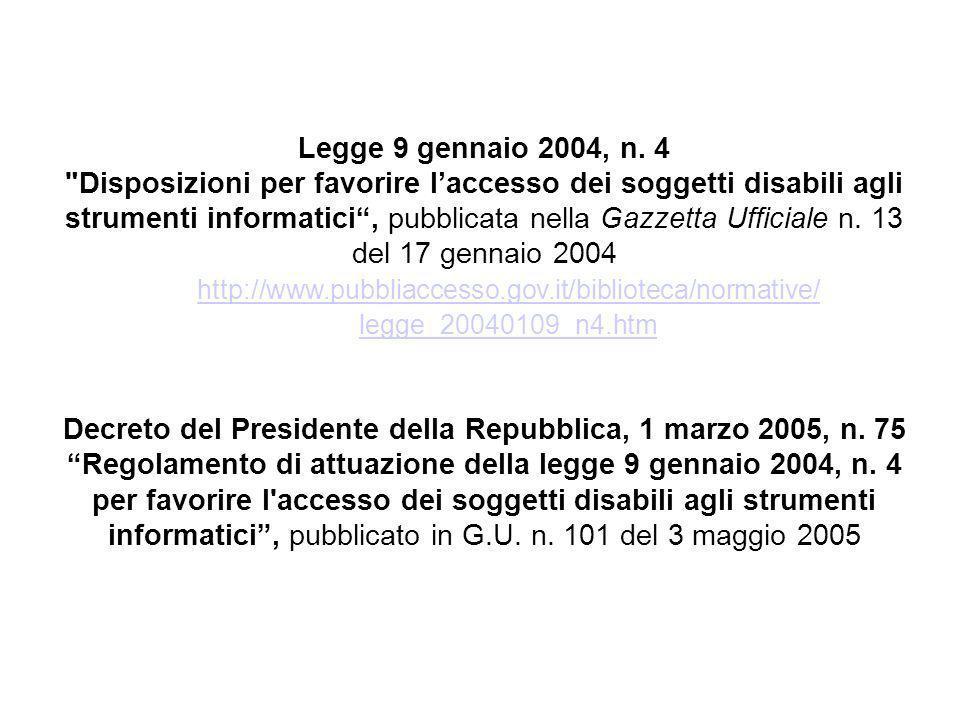 Decreto del Presidente della Repubblica, 1 marzo 2005, n. 75