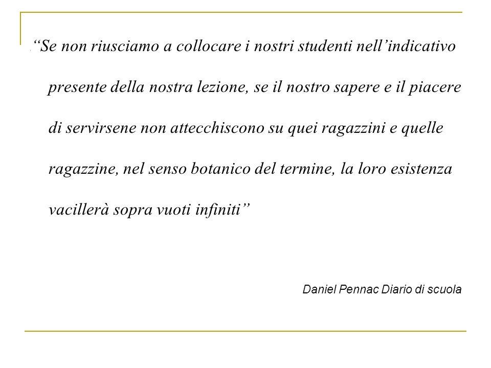 Daniel Pennac Diario di scuola