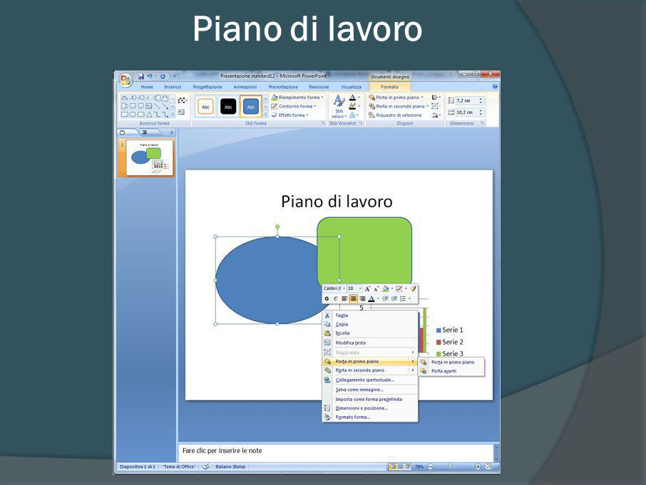 Corso base di powerpoint ppt video online scaricare for Creatore di piano di base