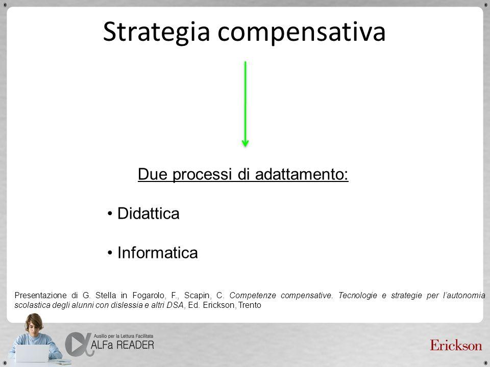 Strategia compensativa