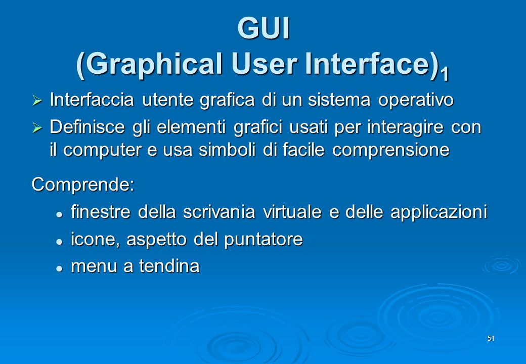 GUI (Graphical User Interface)1