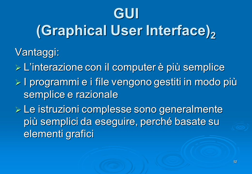 GUI (Graphical User Interface)2
