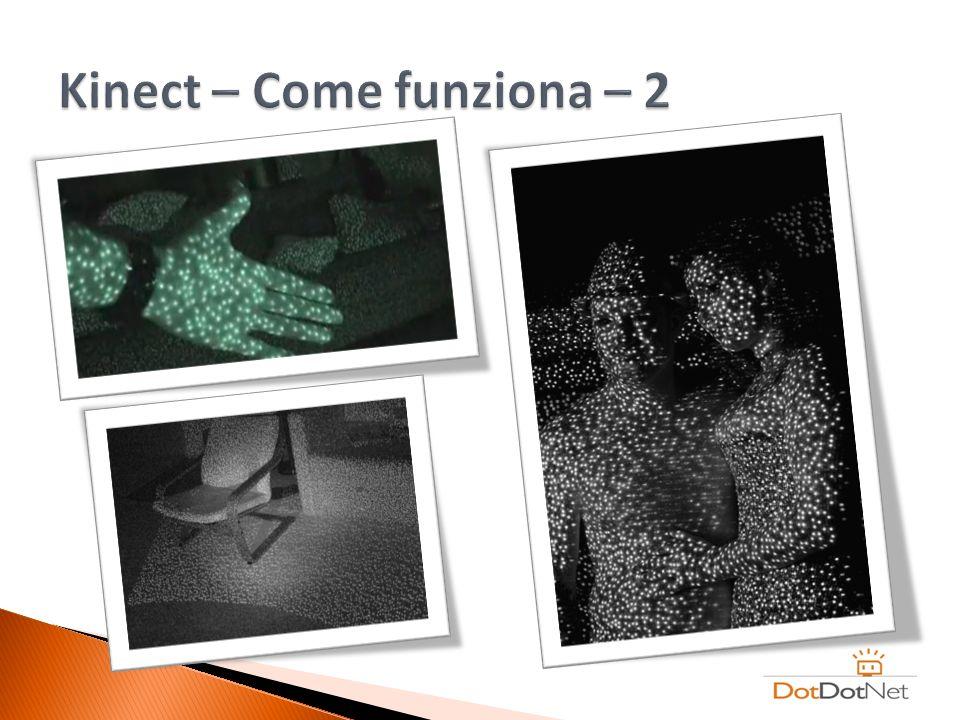 Kinect – Come funziona – 2