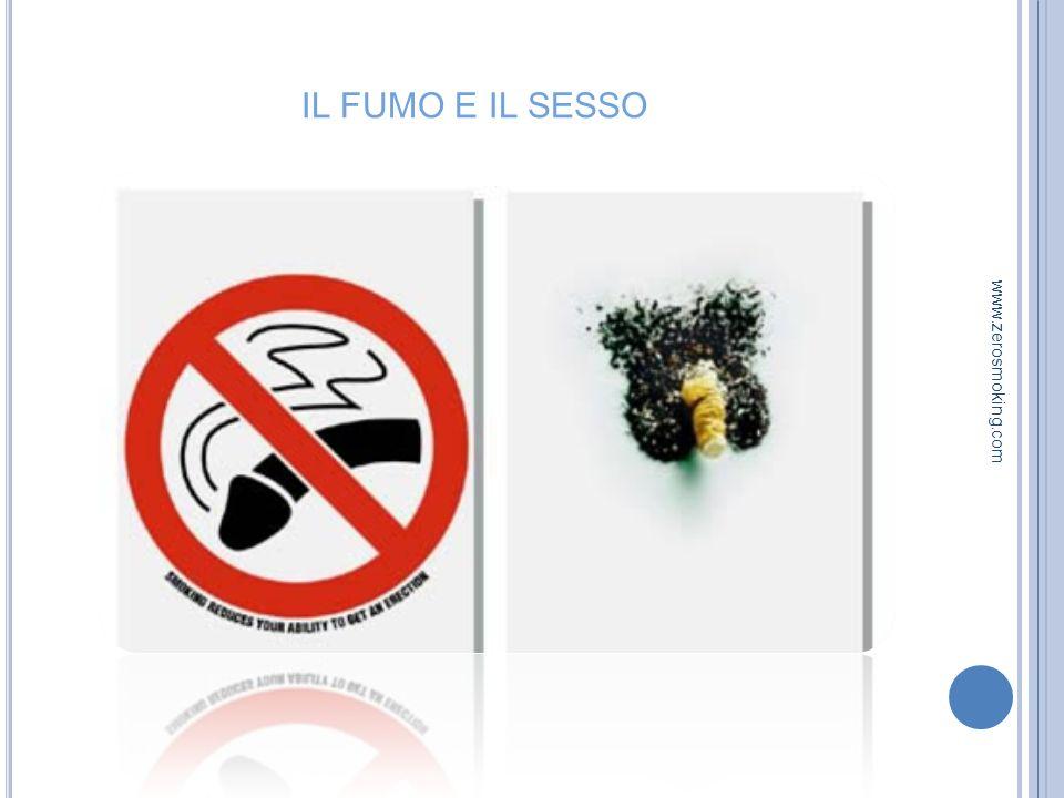 IL FUMO E IL SESSO www.zerosmoking.com