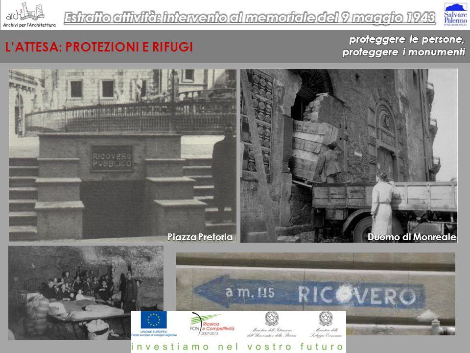 Estratto attività: intervento al memoriale del 9 maggio 1943