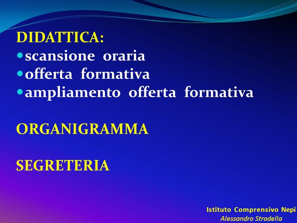 Istituto Comprensivo Nepi Alessandro Stradella