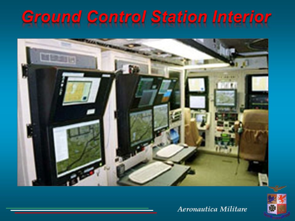 Ground Control Station Interior
