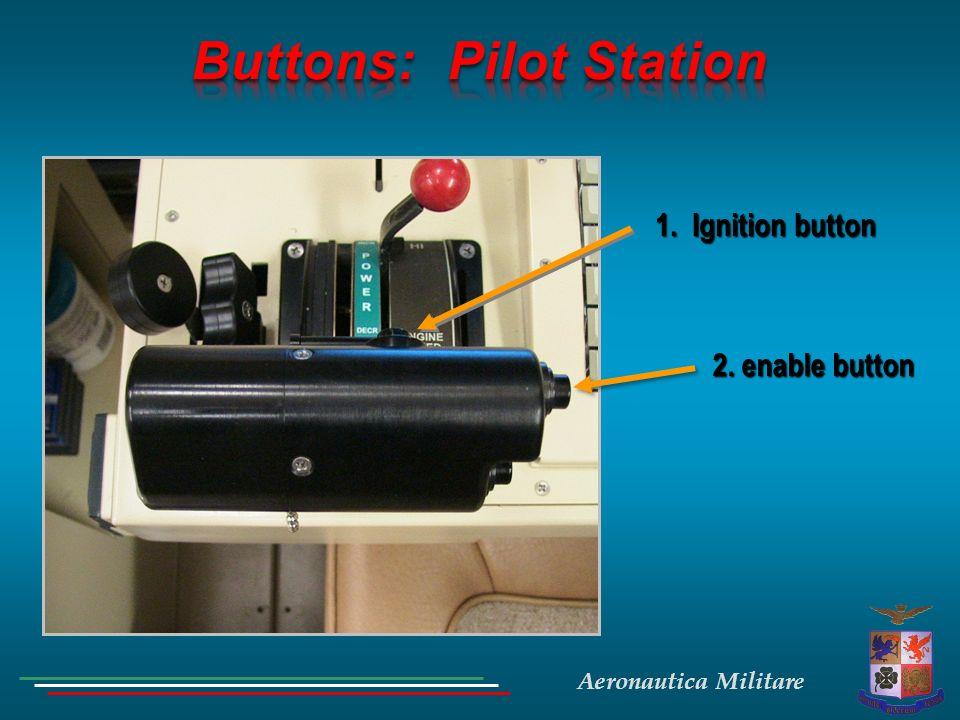 Buttons: Pilot Station