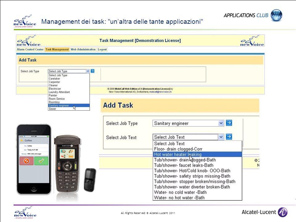 Management dei task: un'altra delle tante applicazioni