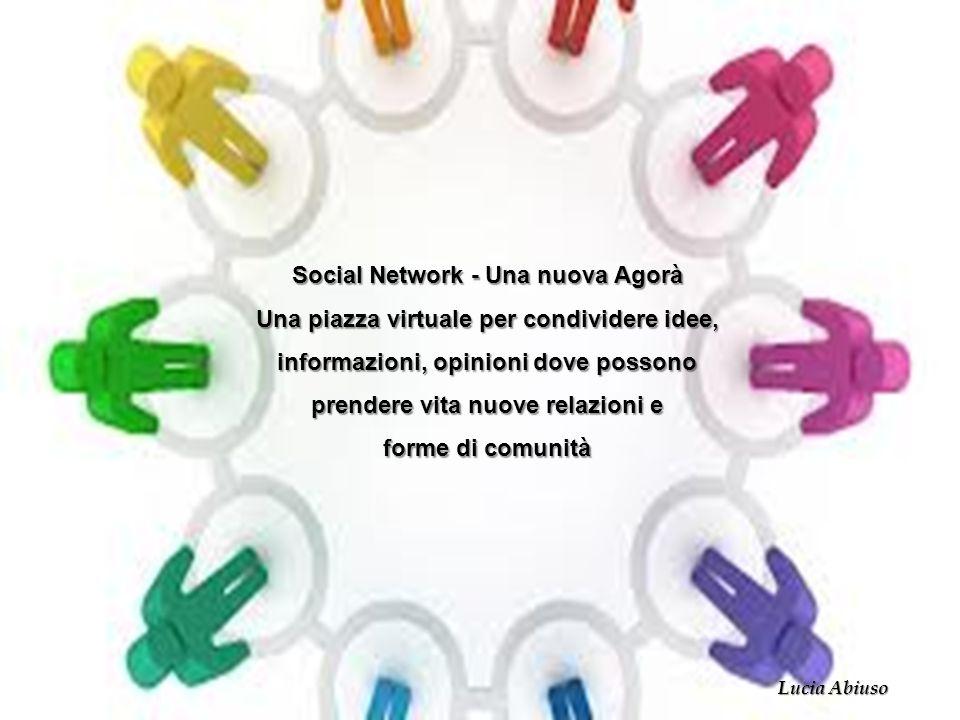Social Network - Una nuova Agorà