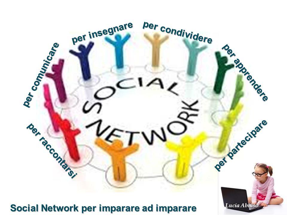 Social Network per imparare ad imparare