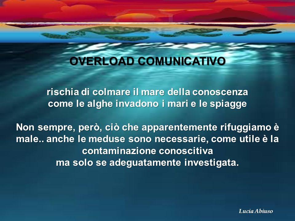 OVERLOAD COMUNICATIVO