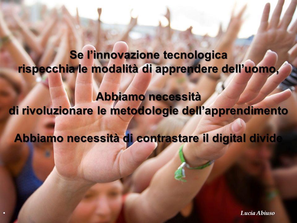 Se l'innovazione tecnologica