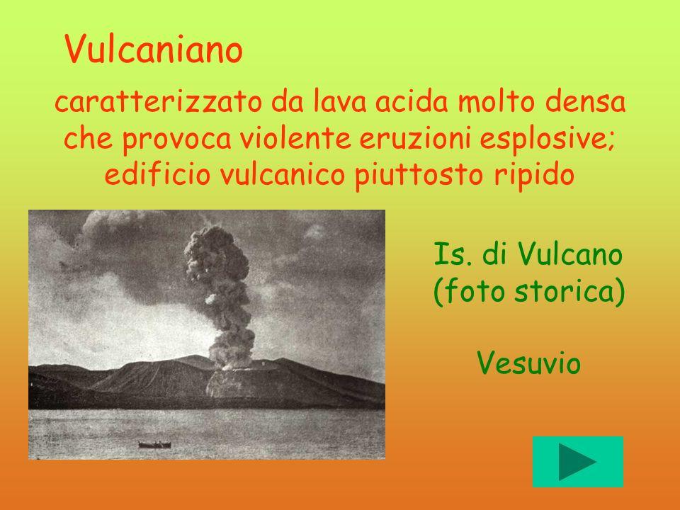 Is. di Vulcano (foto storica)