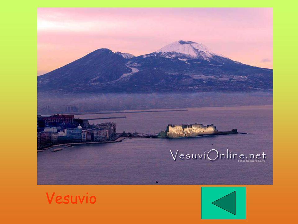 quiescente Vesuvio