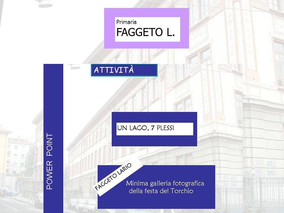 Primaria FAGGETO L.