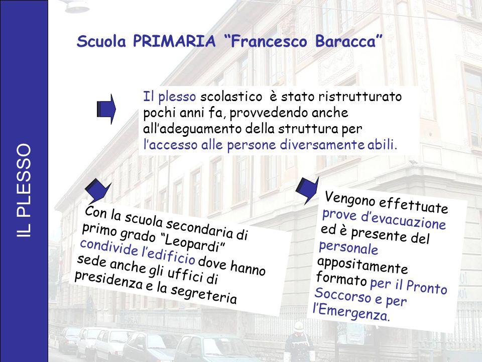 Scuola PRIMARIA Francesco Baracca
