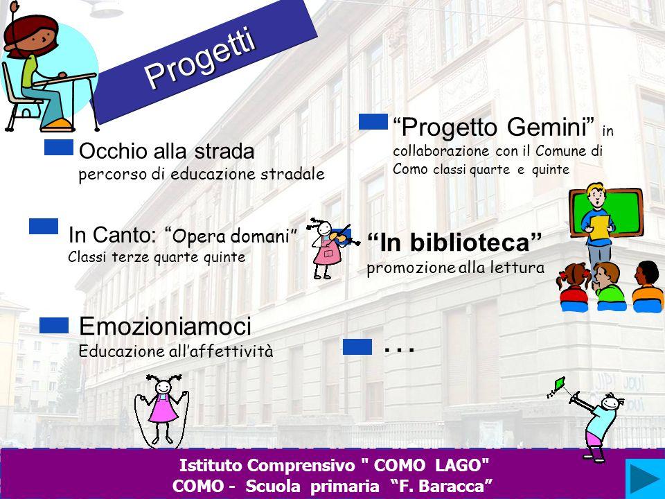 COMO - Scuola primaria F. Baracca