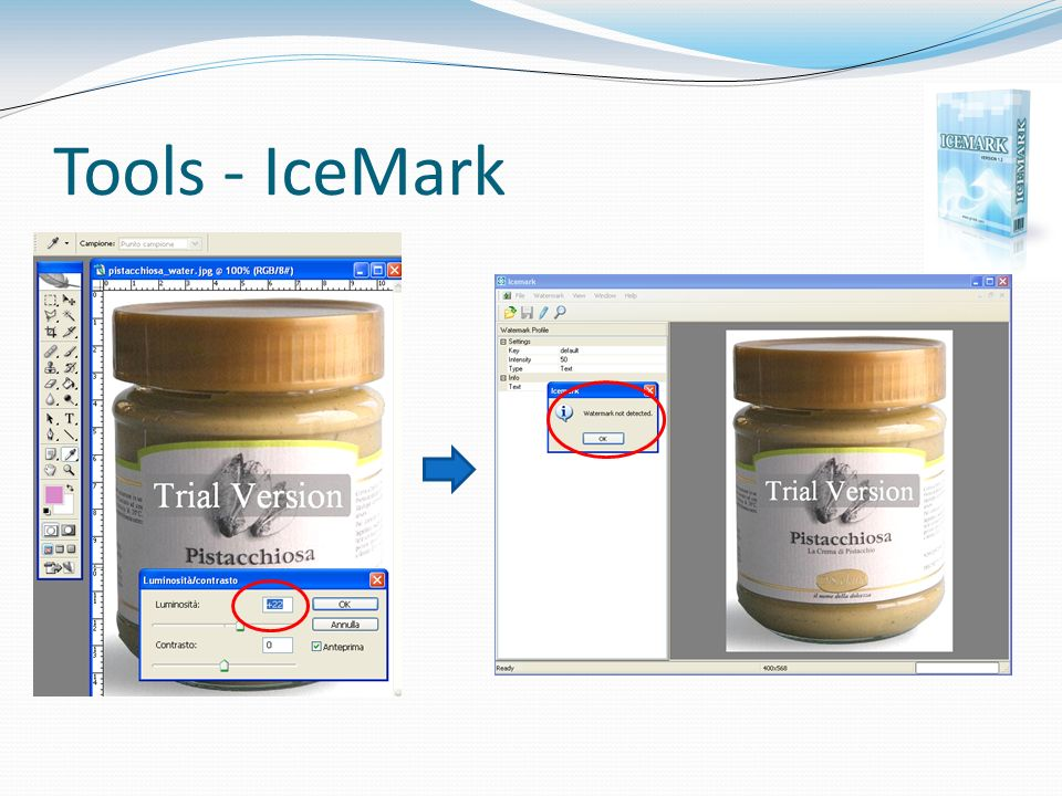 Tools - IceMark