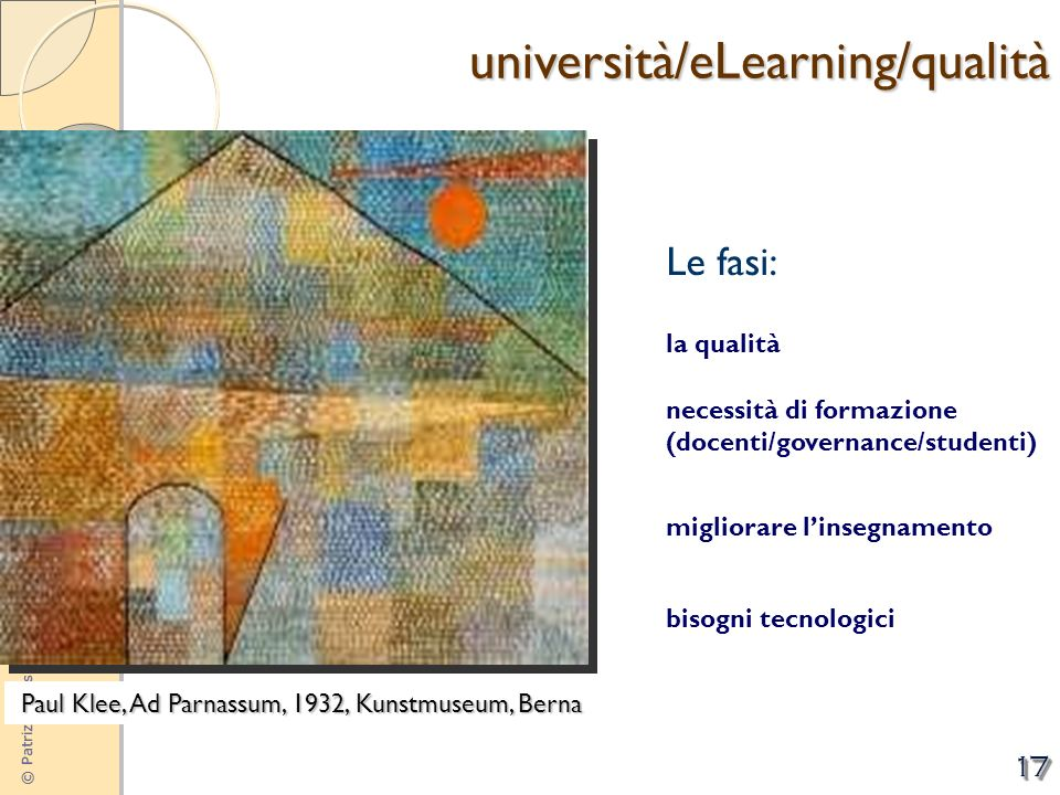 Paul Klee, Ad Parnassum, 1932, Kunstmuseum, Berna