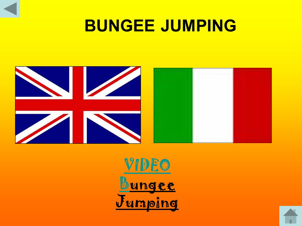 BUNGEE JUMPING VIDEO Bungee Jumping