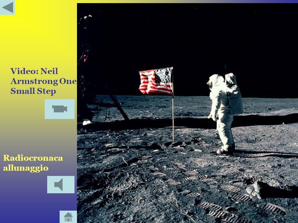 Video: Neil Armstrong One Small Step