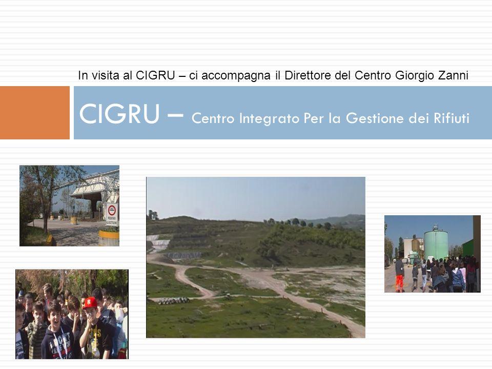 CIGRU – Centro Integrato Per la Gestione dei Rifiuti