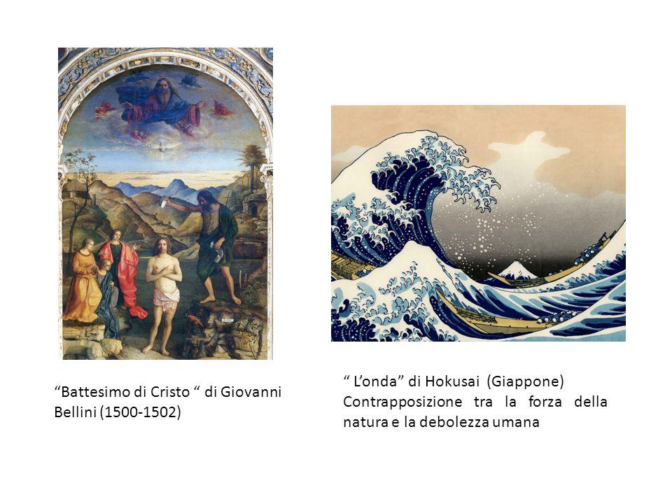 L'onda di Hokusai (Giappone)
